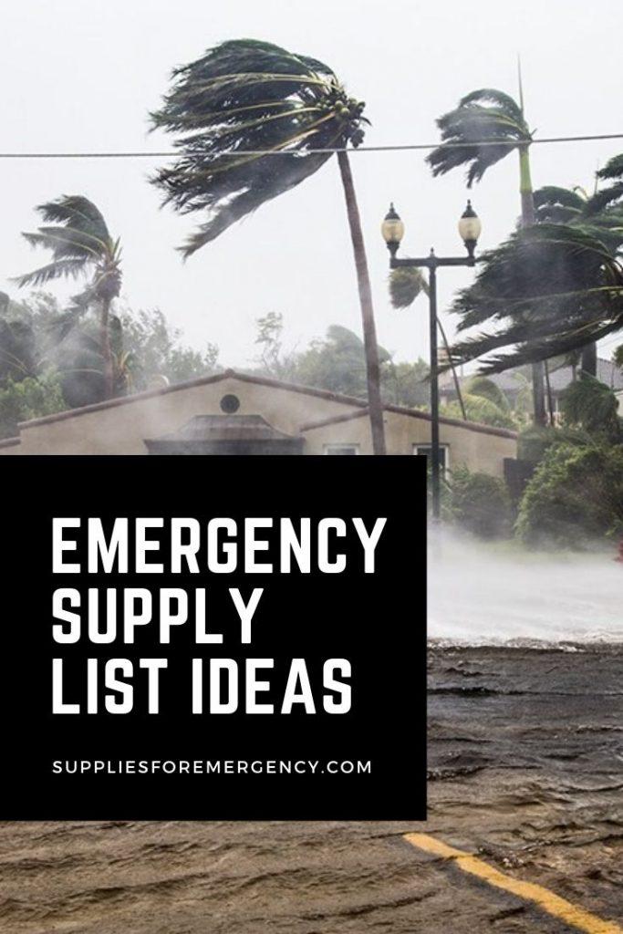 emergency-supplies-list