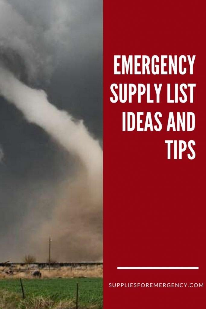 emergency-supply-list