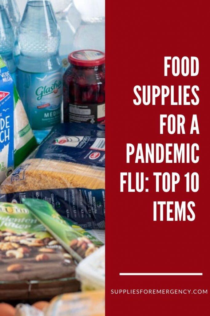 food-supply-list-pandemic
