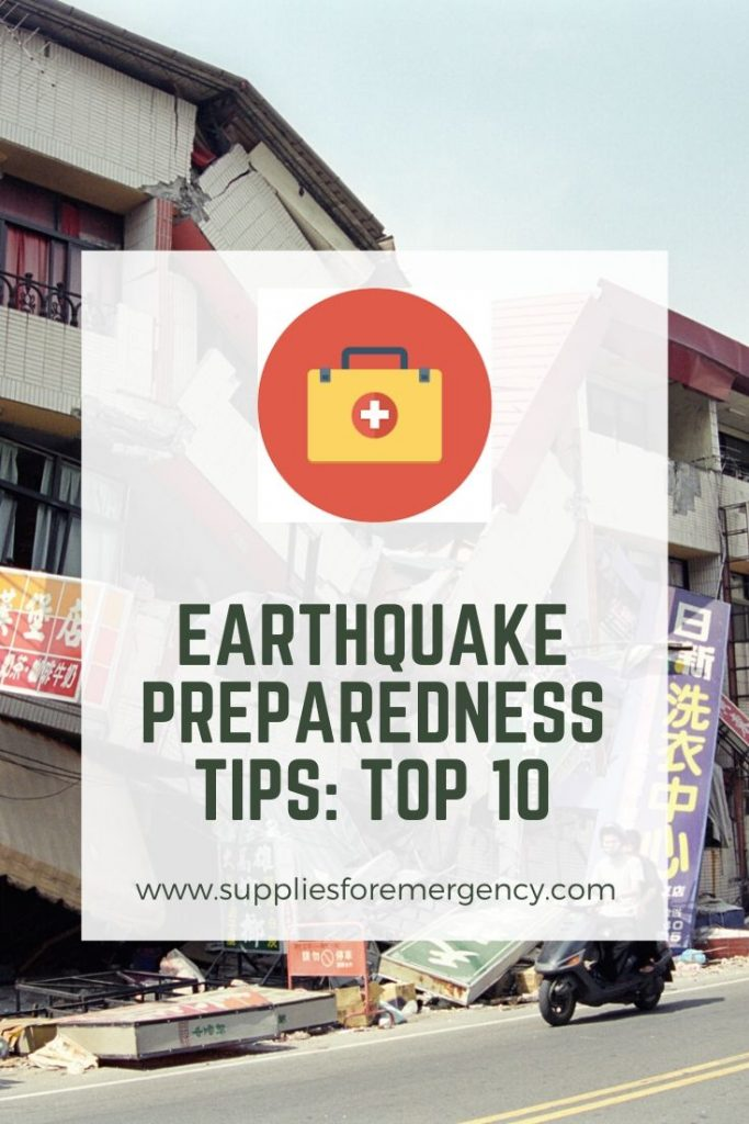 earthquake-preparedness