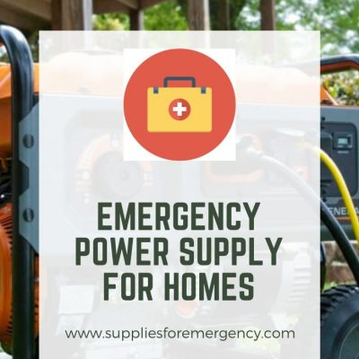 Emergency Power Supply Guide: Top 6 Generator Options to Consider